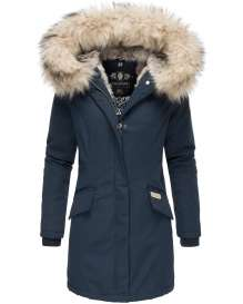 Navahoo ladies Winter jacket Cristal - Navy