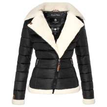 Navahoo ladies jacket Smoothy - Black