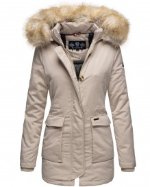 Navahoo ladies Winter jacket Schneeengel - Beige