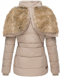 Marikoo ladies Winter jacket Nekoo - Taupe