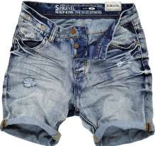Sublevel Jeans Shorts Kasey