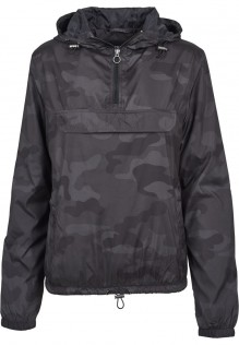 Ladies Camo Pull Over Jacket Maira