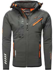 SOFTSHELL JACKET Rainman