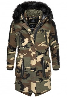 Men's Warm Winter Parka Marikoo Warrior
