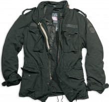 Military men winter jacket M65 Regiment