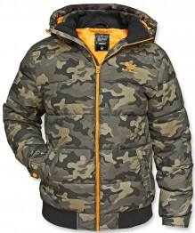 Men winter jacket Cold Harbour
