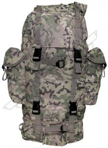 BW combat back pack