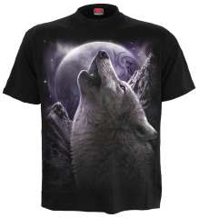 Girls T-Shirt WOLF SOUL
