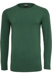 Fitted Stretch L/S Tee Leon