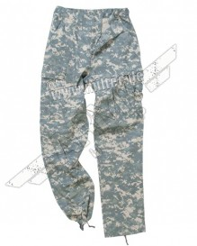 Army camo pants US BDU