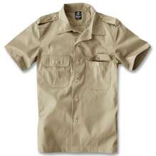 Military shirt short sleeve by Brandit