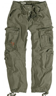 Airborne Vintage Oversize Trousers