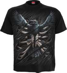 T-shirt RAVEN CAGE