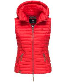 Ladies Vest Navahoo Shadaa - Red