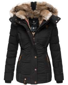 Marikoo ladies Winter jacket Nekoo - Black