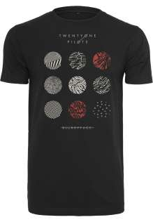 T-shirt Twenty One Pilots Pattern Circles