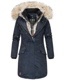 Premium ladies winter parka Daylight - Navy