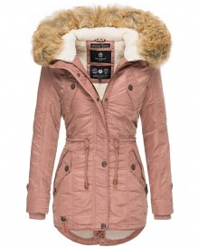 Navahoo girls Winter jacket La Viva - Rosa
