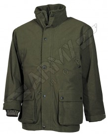 Outdoorjacket, Poly Tricot, silence material