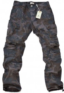 Cargo men army pants 008