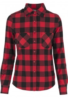 Ladies Checked Shirt Anda