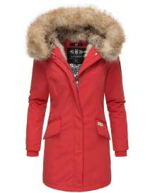Navahoo ladies Winter jacket Cristal - Red
