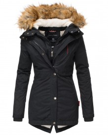 Marikoo ladies Winter jacket Akira - Black