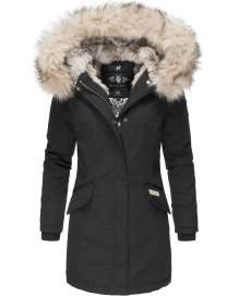 Navahoo ladies Winter jacket Cristal - Black