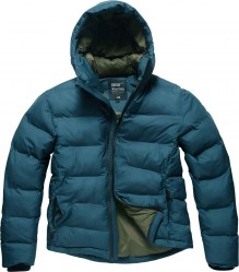Men's winter jacket with hood Rhys