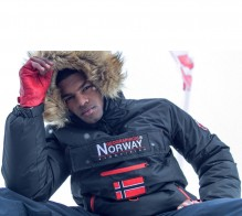 Geographical Norway Winter jacket Axpedition