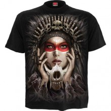 T-shirt CRY OF THE WOLF