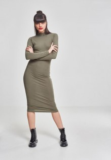 Ladies Turtleneck Dress DENISE
