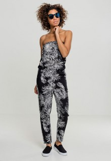 Ladies Viscose Bandeau Jumpsuit Tamara