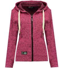 Ladys Sweatjacket Geographical Norway Talerte