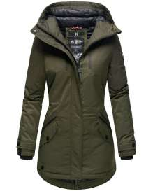 Ladies jacket Navahoo Avrille - Olive