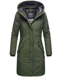Navahoo Ladies Winter Parka Letiziaa - Olive