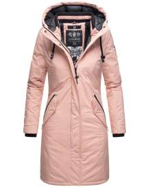 Navahoo Ladies Winter Parka Letiziaa - Rosa