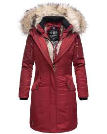 Premium ladies winter parka Daylight - Bordeaux