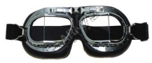 Aviator goggles Air Force - Chrom